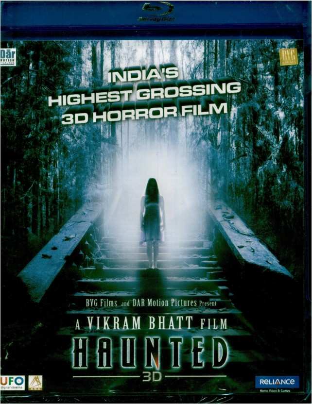 download Haunted - 3D book in hindi