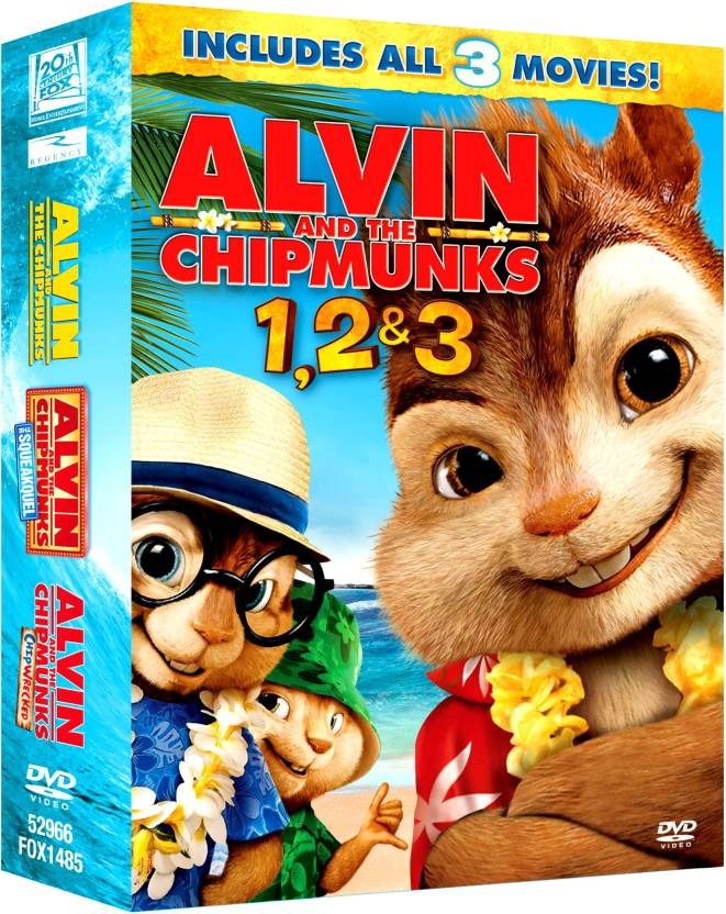 Alvin And The Chipmunks Trilogy
