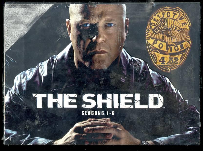 The Shield Season - Complete Complete