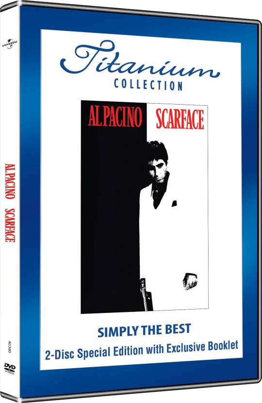 Titanium Collection- Alpacino Scarface