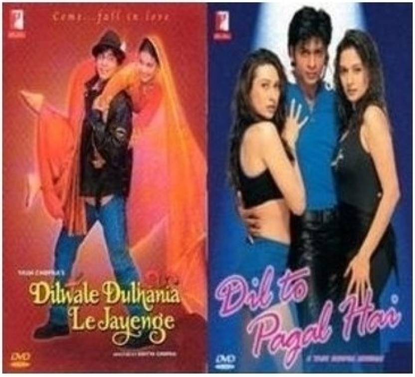 Dilwale Dulhania Le Jayenge & Dil To Pagal Hai