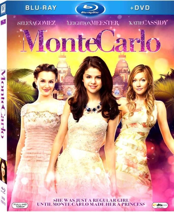 Monte Carlo (Blu Ray + DVD)