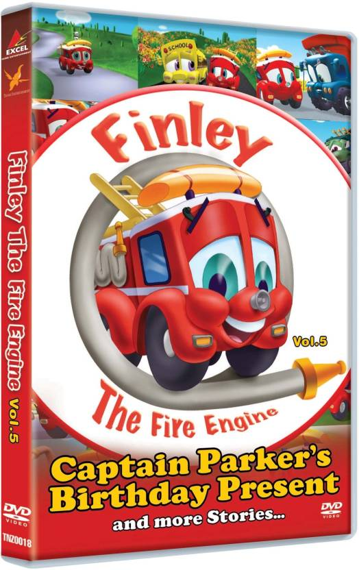Cbeebies finley the fire engine episode guide.