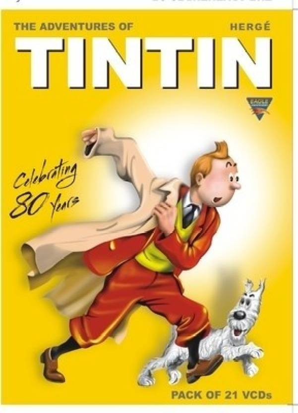 The Adventures Of Tintin-Complete Set Complete