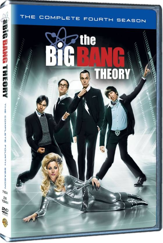 The Big Bang Theory Season - 4 4