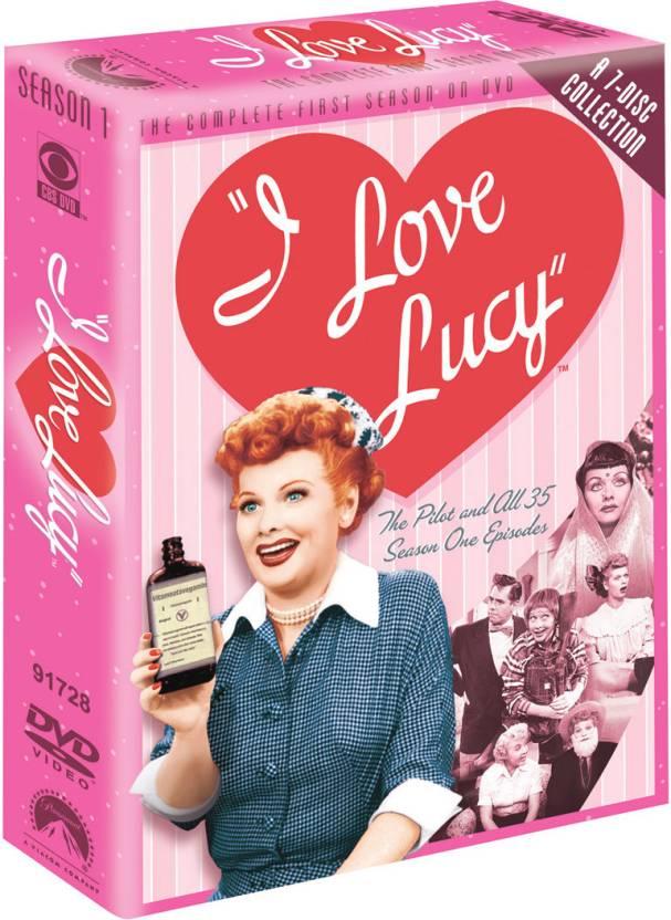 I Love Lucy Season - 1 1
