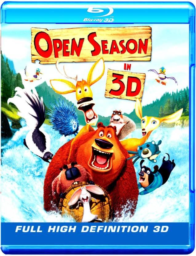 Open Season 3D