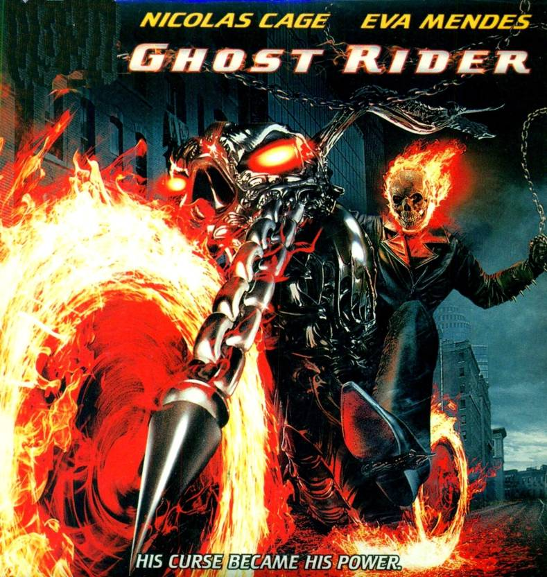 Ghost Rider Movies VCD - Price In India  Buy Ghost Rider