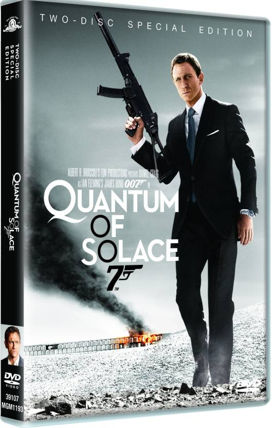 Quantum Of Solace (Special Edition)