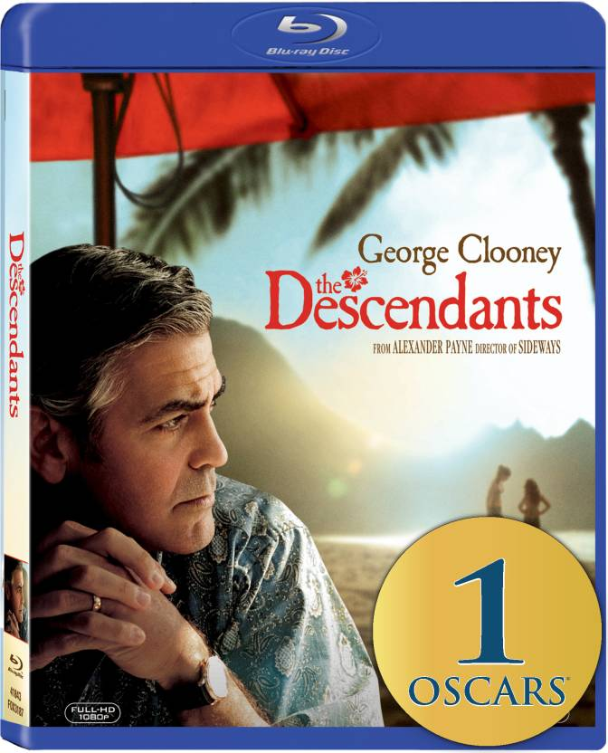 The Descendants (Blu Ray + DVD)