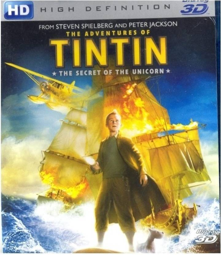 The Adventures Of Tintin: The Secret Of The Unicorn 3D ( Special Edition)