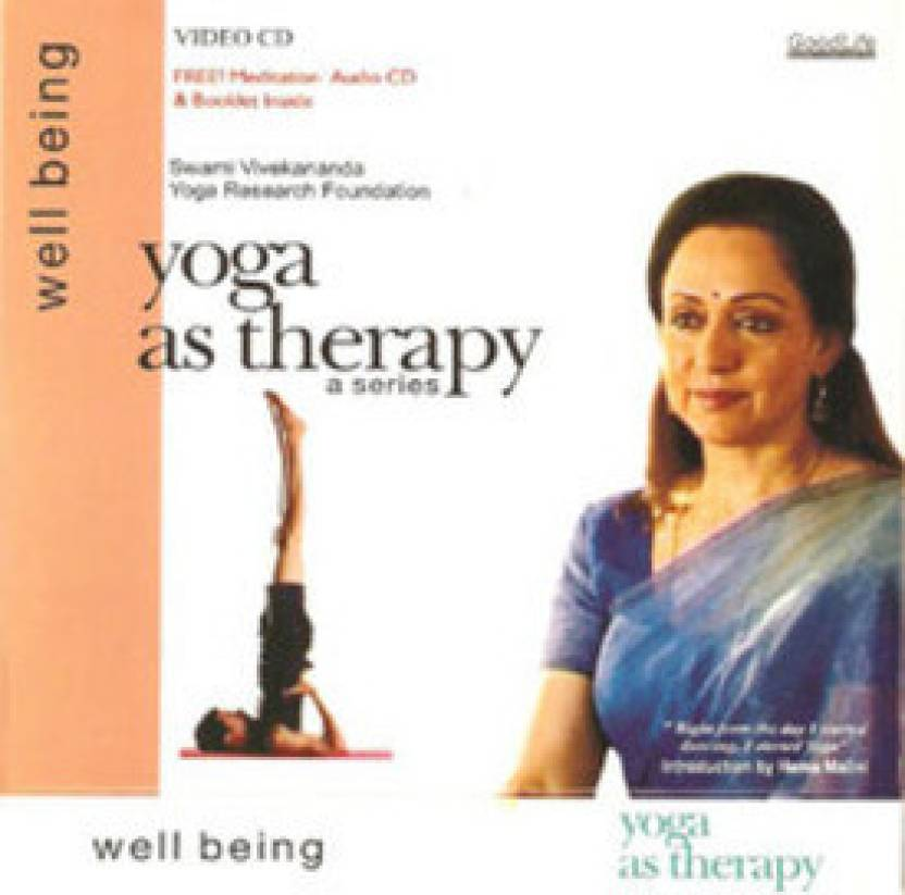Yoga As Therapy Series (Vcd-Set)