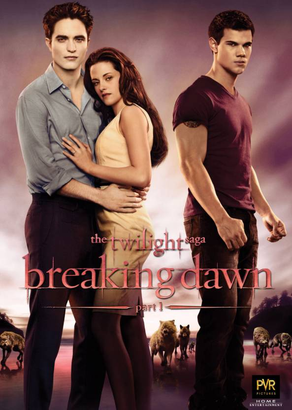 The Twilight Saga-Breaking Dawn Part-1