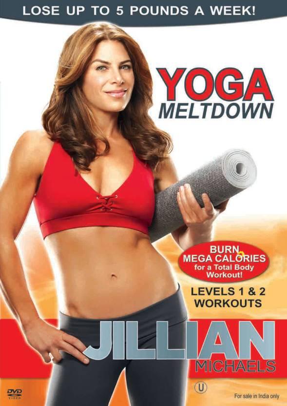 Jillian Michaels - Yoga Meltdown