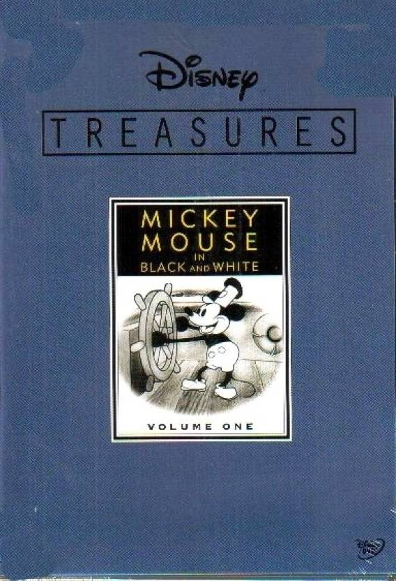 Disney Treasures - Mickey Mouse In Black And White Vol. 1