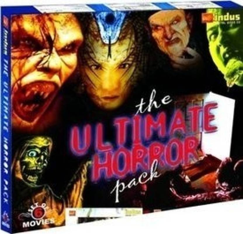 The Ultimate Horror Pack