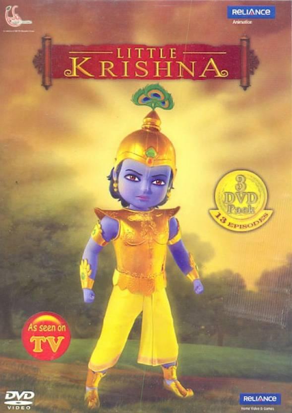 Little Krishna Season - Complete Complete