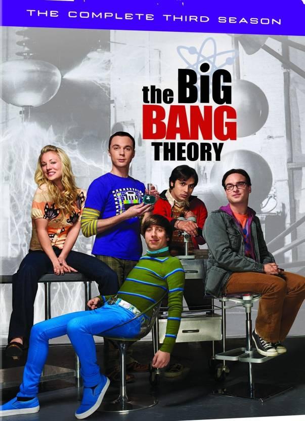 The Big Bang Theory Season - 3 3