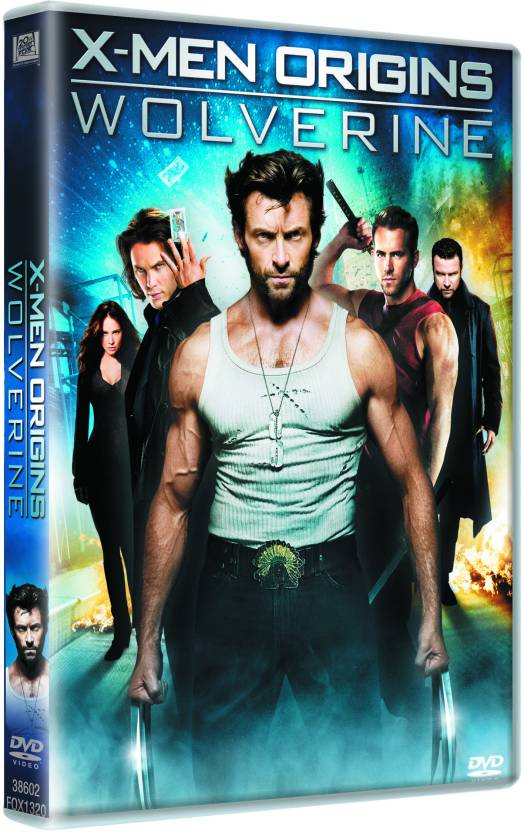 X-MEN Origins Wolverine Activity Disc