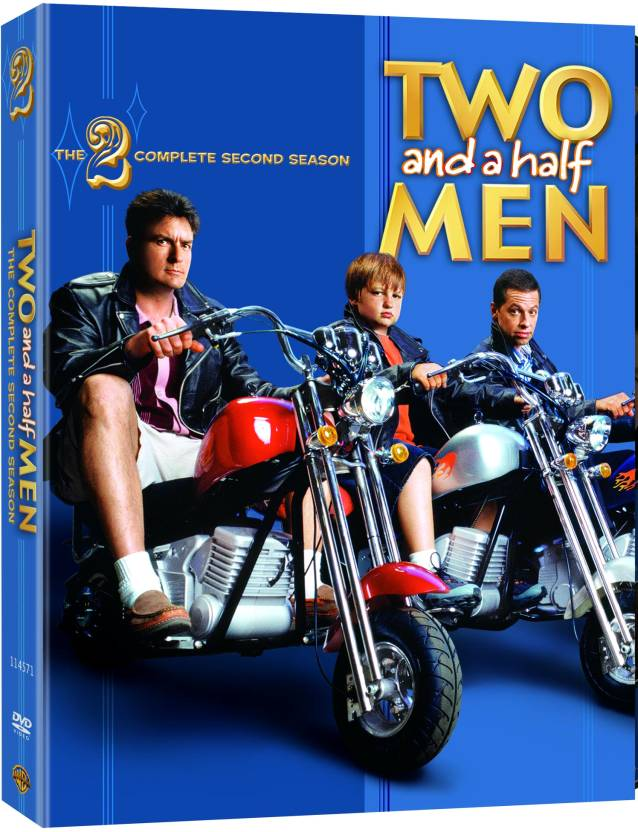 Two & A Half Men Season - 2 2
