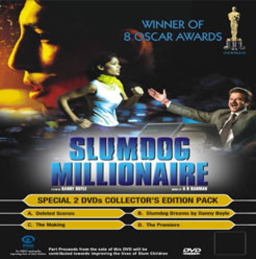 Slumdog Millionaire (Collector's Edition)