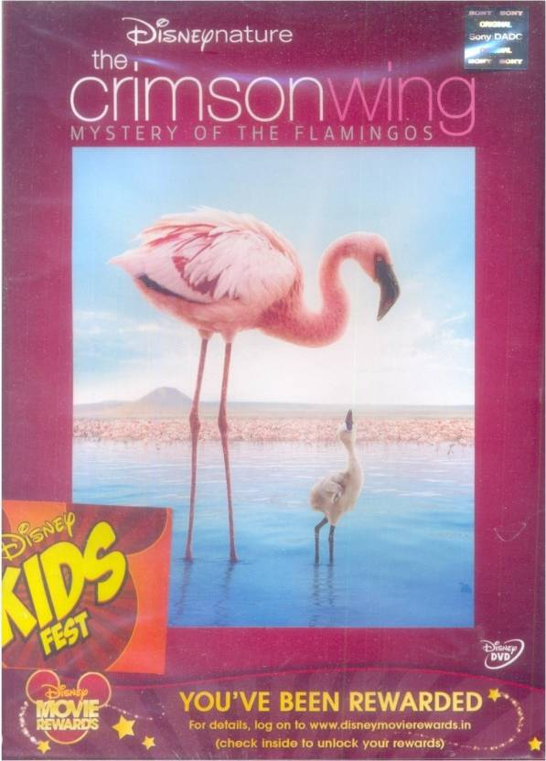 The Crimson Wing - Mystery Of The Flamingos