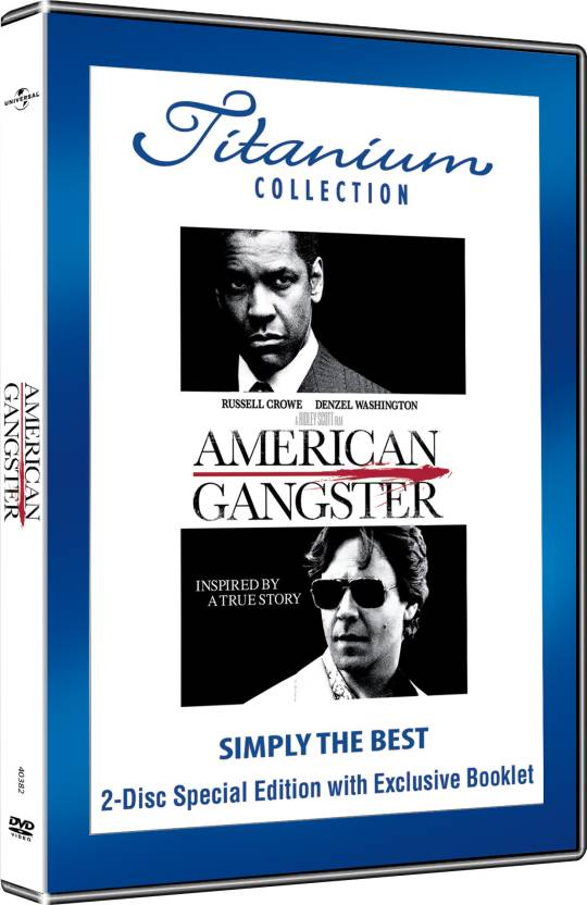 Titanium Collection - American Gangster