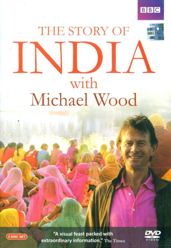The Story Of India With Michael Wood Season - Complete Complete
