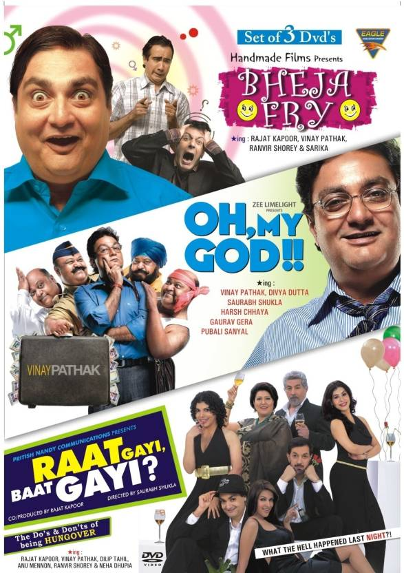 Set Of 3 DVD's (Vol - 2) (DVD Hindi)