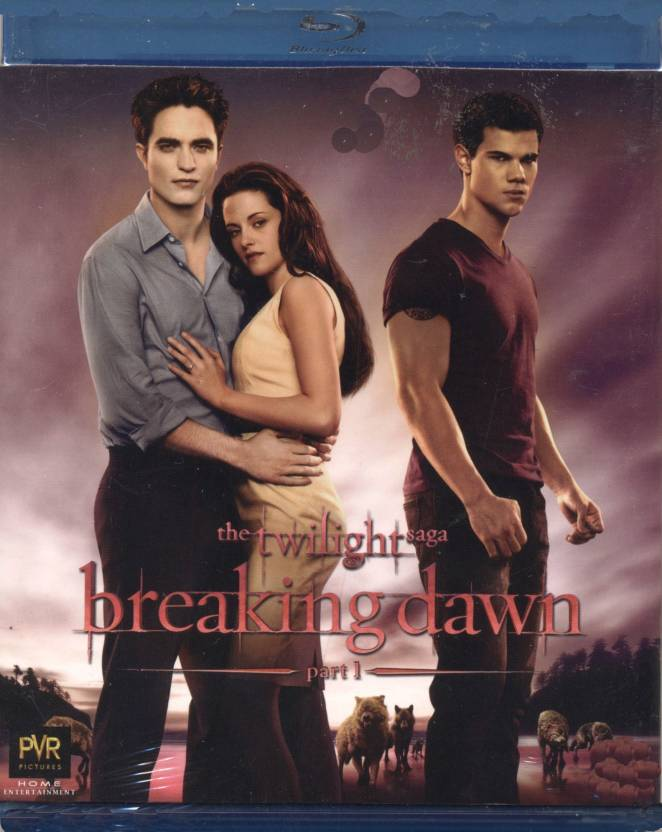 The Twilight Saga Breaking Dawn - 1