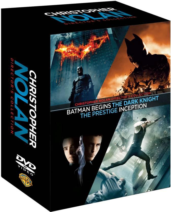 Christopher Nolan Director's Collection