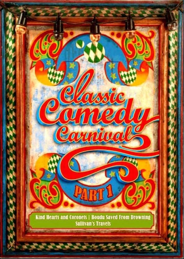 Classic Comedy Carnival Boxset Part 1