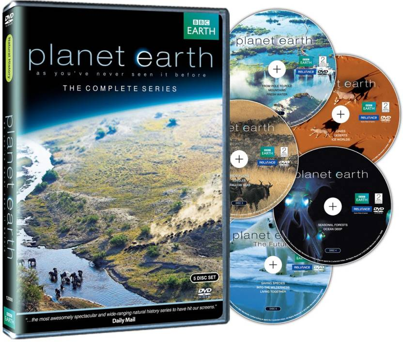Planet Earth The Complete Series Complete