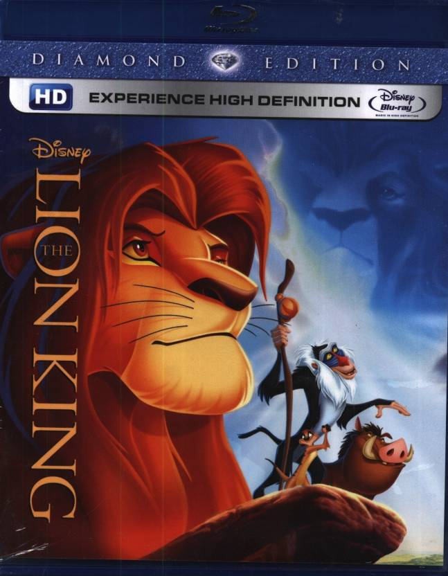 The Lion King (Diamond Edition)