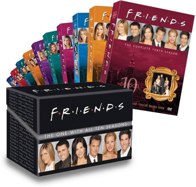 Friends: The Boxset Season - Complete Complete