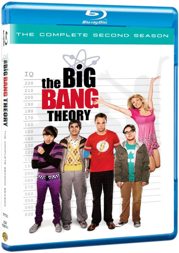 The Big Bang Theory Season - 2 2