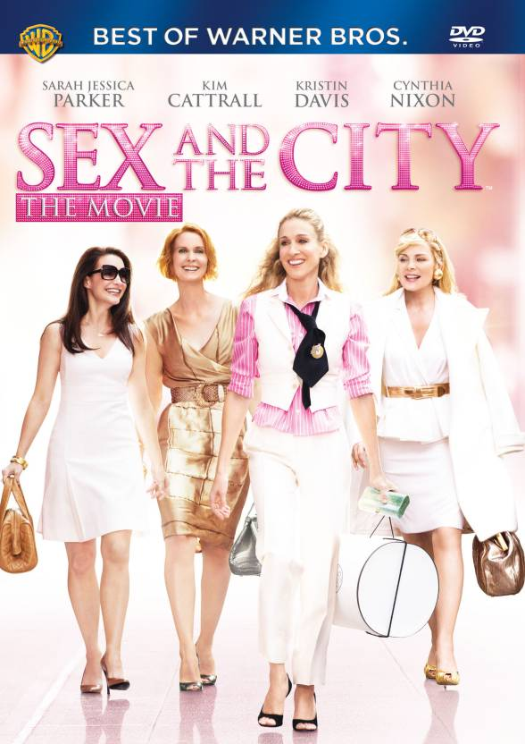 Sex and the City The Movie Complete (DVD English)