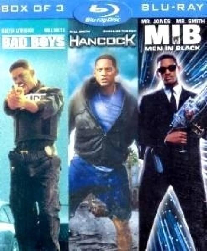 Bad Boys/Hancock/Men In Black