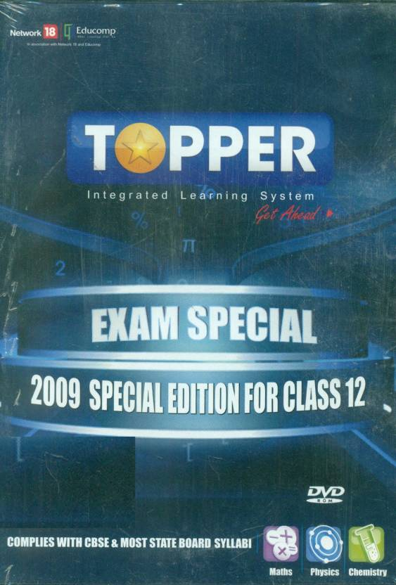 Topper Exam Special : 2009 Special Edition For Class 12 Complete