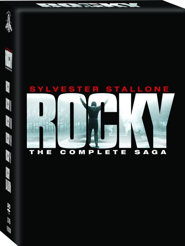 Rocky: The Complete Saga