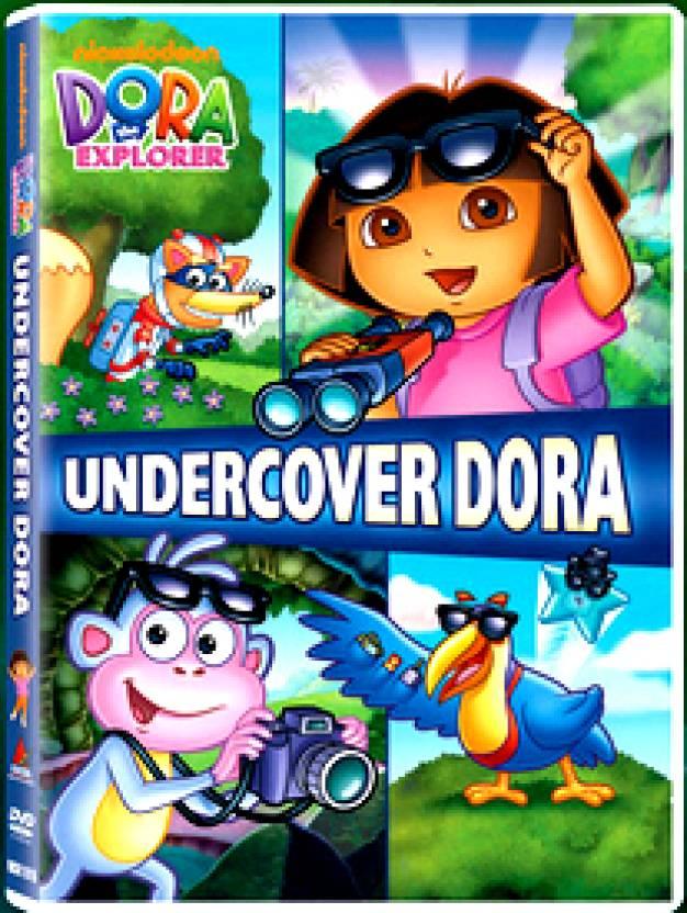 Dora The Explorer - Undercover Dora Complete