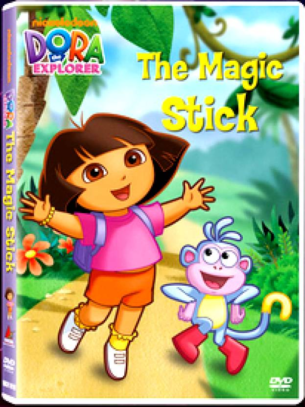 Dora The Magic Stick Complete