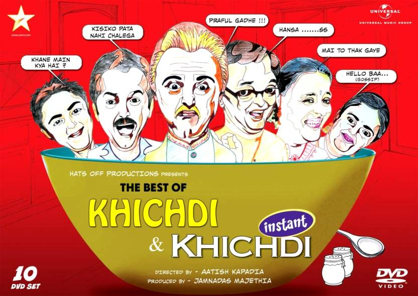 The Best Of Khichdi & Instant Khichdi Complete