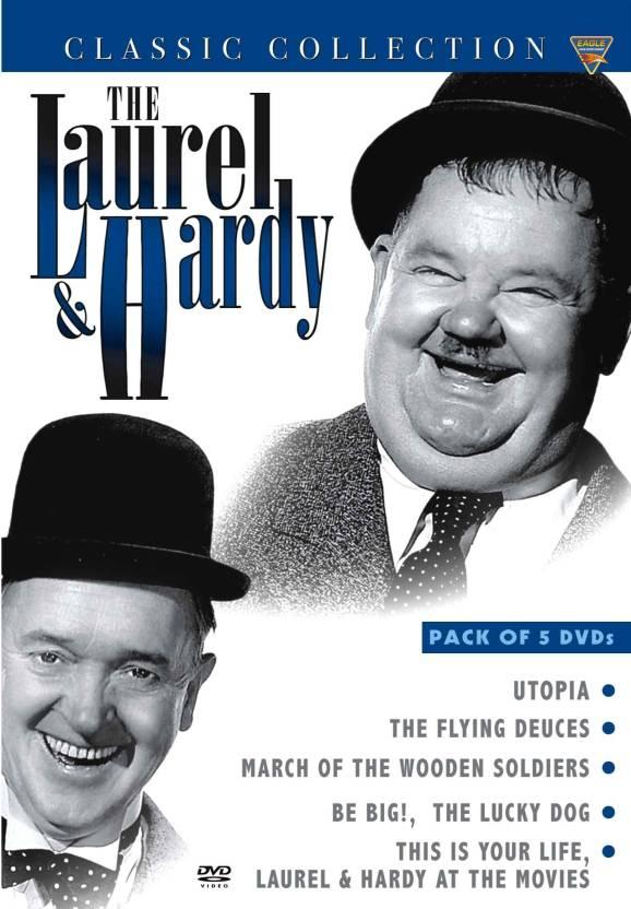 5 DVD Set
