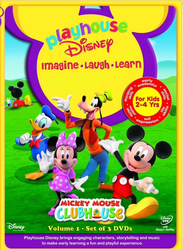 Theme, will Mickey mouse clubhouse house whom