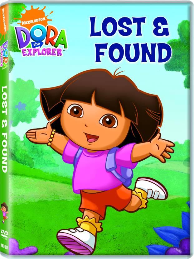 DORA The Explorer: Lost & Found Movies DVD - Price In India  Buy