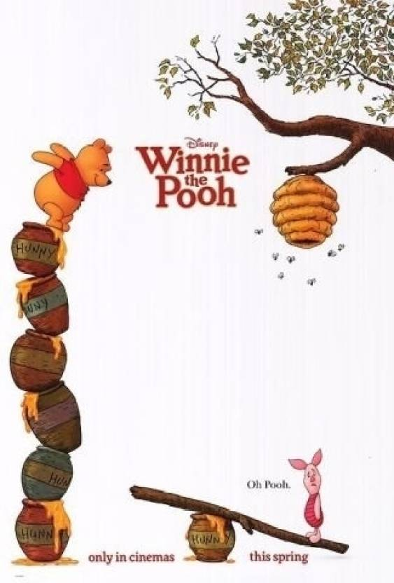 Winnie The Pooh Movie(Collector's Edition)