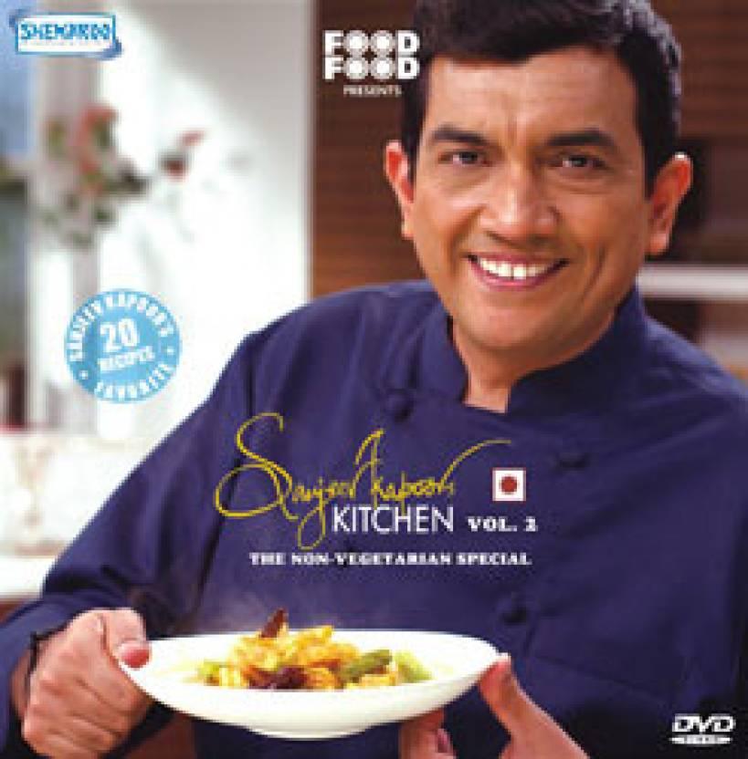 Sanjeev Kapoor\'s Kitchen Volume 2: The Non-Vegetarian Special Price ...