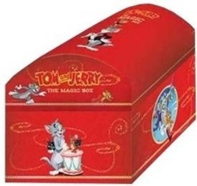 Tom & Jerry- The Magic Box Complete