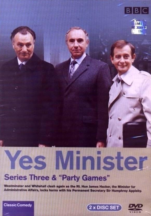 Yes Minister Season - 3 3